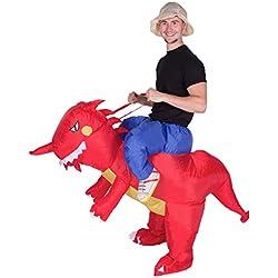Hinchable Adulto Disfraz (Dragón)