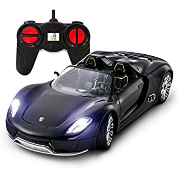 Porsche Remote Control Car -Porsche 918 Spyder Electric Radio ...