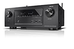 Denon AVRX3400H 7.2 Surround AV-Receiver (HEOS, Dolby Vision, Dolby Atmos, dtsX...)