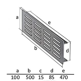 Revitür 300x300 mm Schnappverschluss Revisionstüre Wartungsklappe Revisionsklappen Stahl Drucktüröffner Wartungstüre weiß RLMP3030