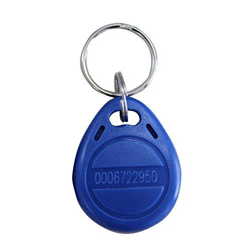 ID Keyfobs, 2 piezas 125 KHZ RFID Proximidad ID tarjeta