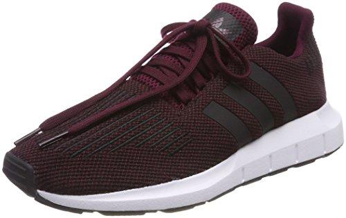 adidas Herren Swift Run Fitnessschuhe, Rot (Granat/Negbas/Ftwbla 000), 46 EU