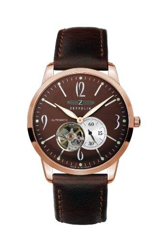 Zeppelin Automatic ZE7362-5 Reloj elegante para hombres Fabricado en Alemania