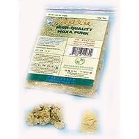 feine Moxa Wolle *100 Gramm* aus China für die Moxibustion (High quality) - Moxawolle von sehr guter Qualität preisvergleich bei billige-tabletten.eu
