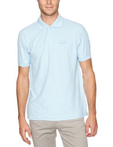 Fruit of the Loom Herren Shirt/ T-Shirt 13226B Blau (YT hellblau)