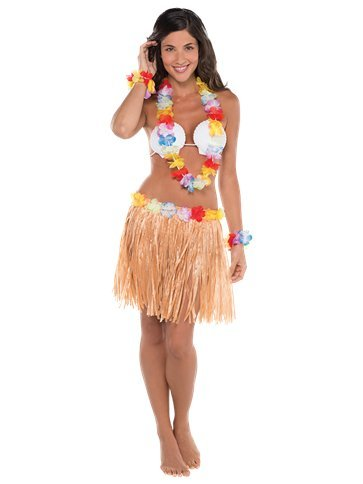 Hawaiian Hula–Erwachsene Kostüm