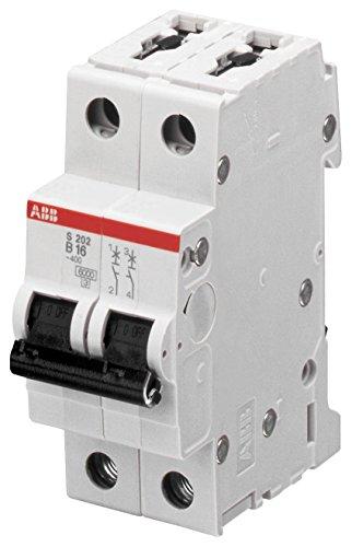 Preisvergleich Produktbild Circuit Breakers–Thermo-magnetisch–Stromunterbrecher Thermo Mag 2–s202-b16