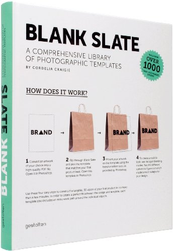 Blank Slate: A Comprehensive Library of Photographic Templates por Cordelia Craigie
