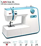 Alfa STYLE Sewing Machine [Instructions may not be in English] One size blue