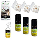 Nuisipro Kit complet Traitement insecticide contre...