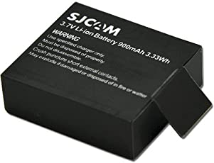 Replacement Spare Battery for SJCAM SJ4000 SJ4000 wifi SJ5000 M10 SJ5000 Wifi sjM10 Plus sjx1000 sj5000x series Sports camera