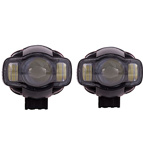 autofy pro rider usb fog light with universal fitting for all bikes (set of 2) Autofy Pro Rider USB Fog Light with Universal Fitting for All Bikes (Set of 2) 41dAE 7Be8L