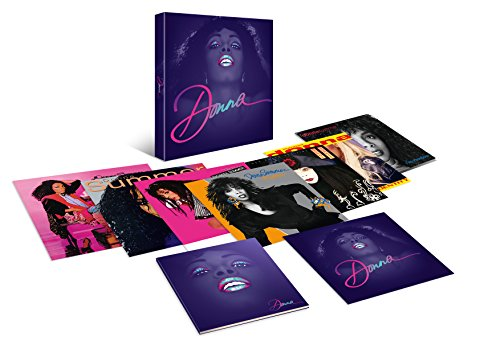 Donna - The Vinyl Collection (8 LP)