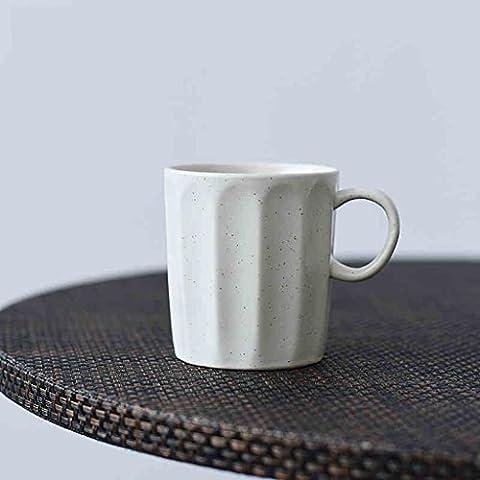 Taza de cerámica hecha a mano retro de la personalidad creativa Copas Mano Marcos Tés