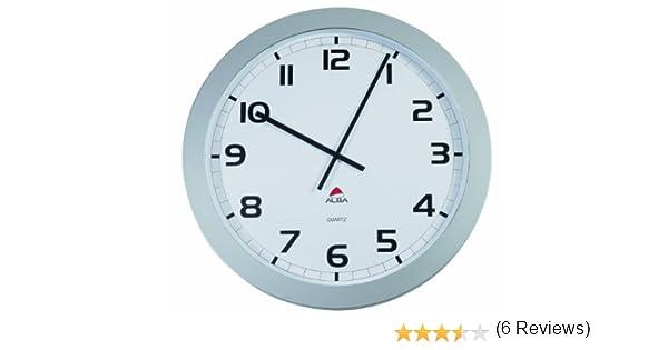 ALBA HOREXTRA Horloge dExterieur Quartz Grand Format 35,5 cm