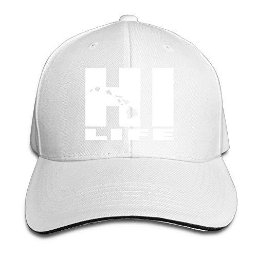 mfsore Fleur De Lis Washed Retro Verstellbarer Denim Hut Gym Caps Für Mann und Frau -