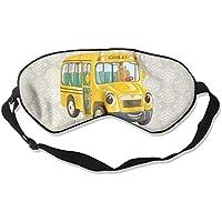 School Bus Nice 99% Eyeshade Blinders Sleeping Eye Patch Eye Mask Blindfold For Travel Insomnia Meditation preisvergleich bei billige-tabletten.eu