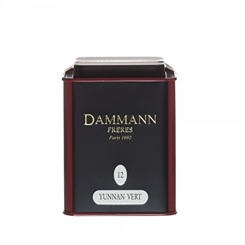 Dammann Frères - YUNNAN VERT - 100gr boite