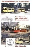 Straßenbahnen im Trabbi-Land - Teil 1: Naumburg, Gera, Plauen, Gotha, Erfurt und Halberstadt [Alemania] [DVD]