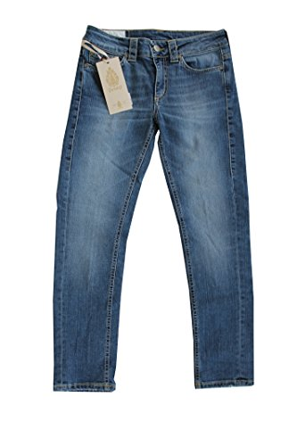 Dondup Jeans Marlon Donna Lavaggio Scuro Made In Italy (41, blu scuro)