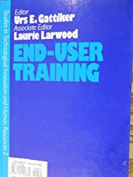 End-user Training (Technological Innovation & Human Resources)