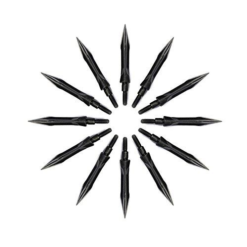 VGEBY1 Pfeilk/öcher 6 Pfeilhalter Compoundbogen K/öcher Bogensch/ütze Halter Tasche Zubeh/ör f/ür die Schie/ßjagd