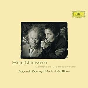 Beethoven - Intégrale des sonates pour violon et piano