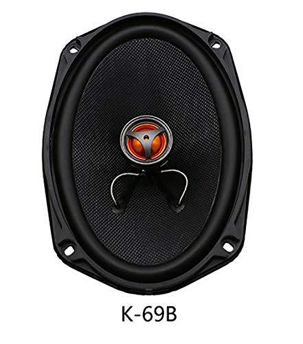 LIDAUTO Dual-Kegel Auto Koaxial Horn Fahrzeug Auto Audio Musik Stereo HiFi Lautsprecher Nicht-destruktiv Installation 2 Stücke 4inch 5inch 6inch 100W 120W 180W,6/9 100w Dual Cone