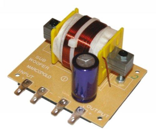 qtx Subwoofer-Filter für HiFi- und PA-Lautsprechersystem 600 W