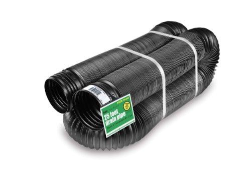 Corrugated Drainage Pipe (Abflussrohr 50710 von Flex-Drain, flexibel, erweiterbar, massiv)