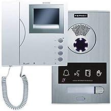 Fermax 4889 - Kit videoportero pantalla informativa vds color