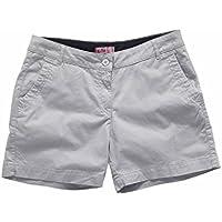 Gill Womens Crew Shorts - Silver 6