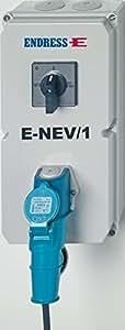ENDRESS E-NEV/3-16 E-NEV / 3-16 Einspeisungsverteiler