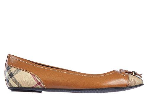 burberry-ballerine-donna-in-pelle-originale-haymarket-yates-marrone-eu-36-3860747