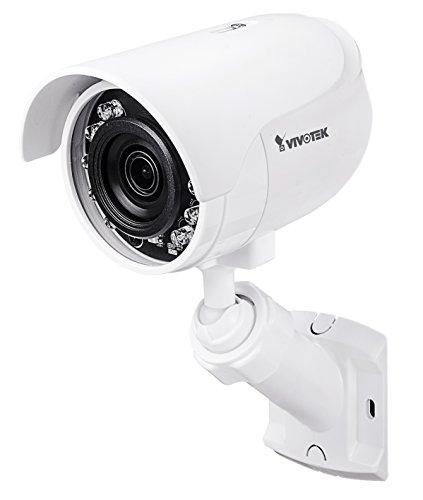 Price comparison product image Vivotek IB8360 Mini Bullet IP camera, 2 MP, 30fps, H.264, Smart Stream II, 12M I