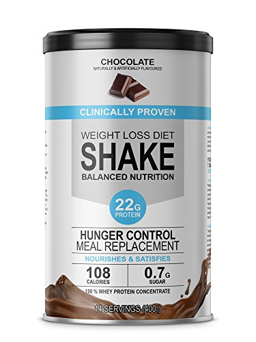 enisso-weight-loss-diet-shake-balanced-nutrition-hunger-control-meal-replacement-400-g-chocolate