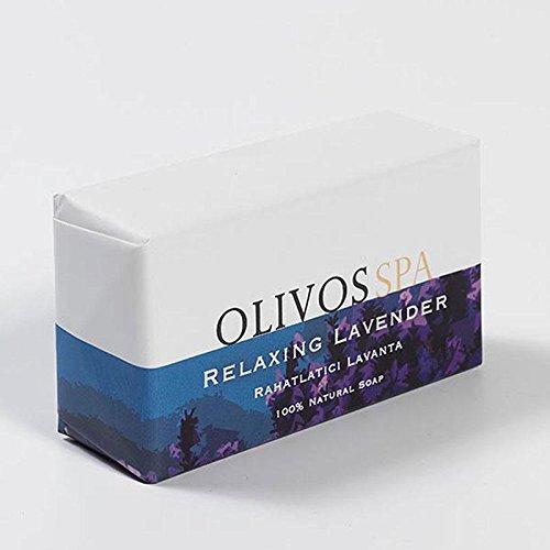 OLIVOS Spa Series Savon Lavender 250 g
