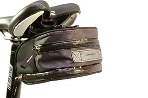 Avenir ACB922 Quick Release Saddle Bag - Black