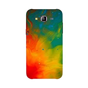 Back cover for Samsung Galaxy E7 Colourfull Life