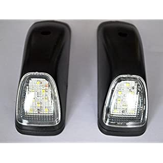 2x 24V 8 LEDs side roof rear corner marker lights truck lorry for Atego I/II Actros I/II Axor I/II 2004>