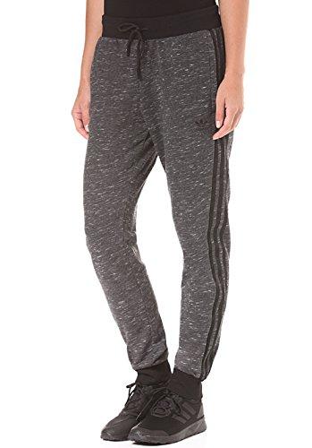 adidas Regular TP Cuf W pantalon de survêtement gris chiné