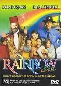 Die fantastische Reise auf dem Regenbogen / Rainbow ( Les Voyageurs de l'arc-en-ciel ) [ Australische Fassung, Keine Deutsche Sprache ]