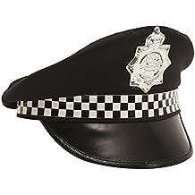 My Other Me - Gorra de Policía Municipal, talla única (Viving Costumes MOM01608)