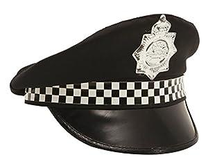 My Other Me Me - Gorra de Policía Municipal, talla única (Viving Costumes MOM01608)