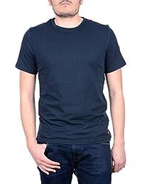 T-shirt uomo Peuterey Uozumi fim 215 blu
