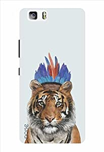 Noise Printed Back Cover Designer Case For Huawei P8 Mini