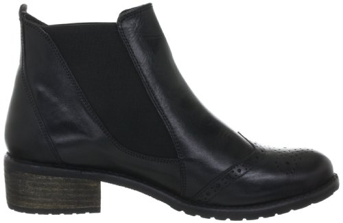 Marc Shoes 1.414.09-01/100-Tatiana, Stivaletti donna Nero (Schwarz (black 100))