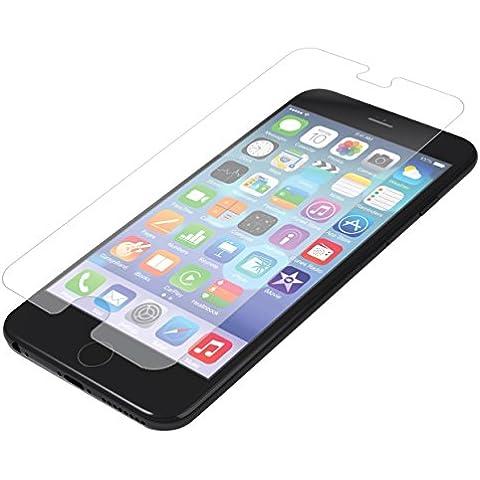 Zagg InvisibleShield Pellicola Proteggi Schermo per Apple iPhone 6 Plus, Trasparente