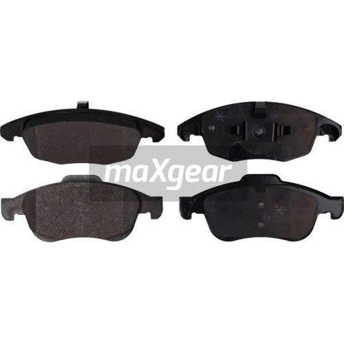 Quality Parts Kit pastiglie freno a disco CITROEN BERLINGO 08-C4DS4DS5500813047072292124800