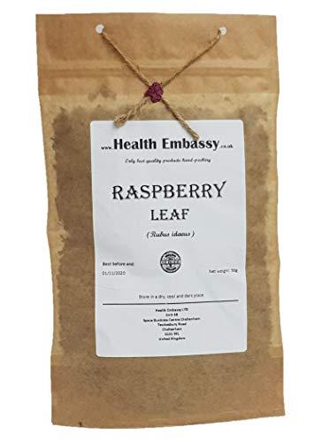 Hoja de Frambuesa (Rubus idaeus) / Raspberry Leaf - Health Embassy - 100% Natural